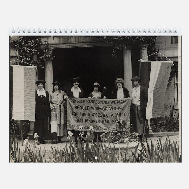 Suffrage Wall Calendar #2