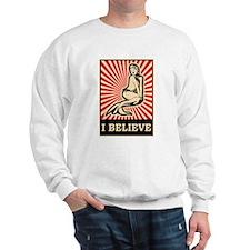 Pop Art Mermaid Sweatshirt