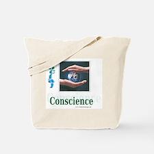 Social Conscience Tote Bag