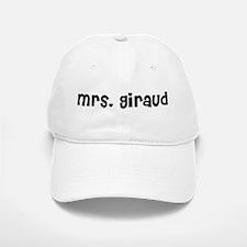 Mrs. Giraud Baseball Baseball Cap