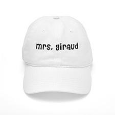 Mrs. Giraud Baseball Cap