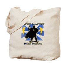 SuperCharged! Tote Bag