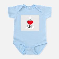 Aldo Infant Creeper
