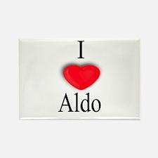 Aldo Rectangle Magnet