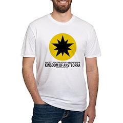 Ansteorra star with url Shirt