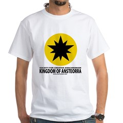 Ansteorra star with url Shirt