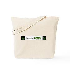 Marijuana on My Mind 2-sided Tote Bag