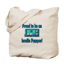 Proud to be Pumper V2 (Boy) Tote Bag