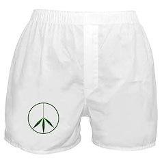CND leaf Boxer Shorts
