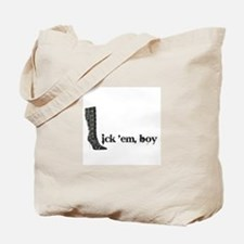 Cute Domme Tote Bag