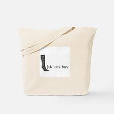 Cool Kinky Tote Bag