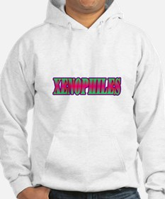 XENOPHILES ARE NOT PERVERTS. Hoodie