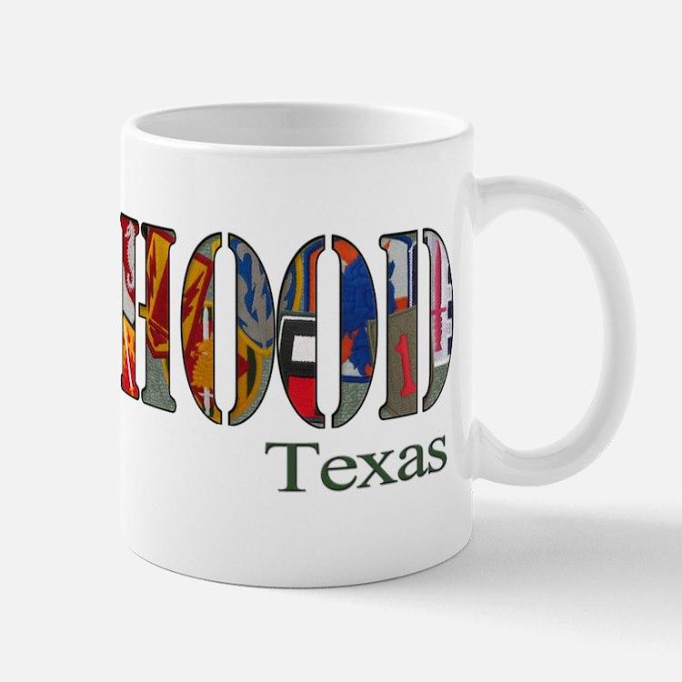 Fort Hood Mug
