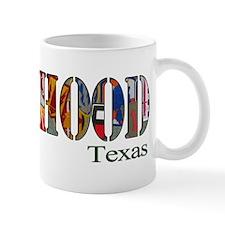 Fort Hood Small Mug