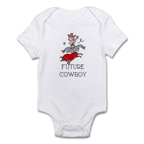 Future Cowboy Infant Bodysuit