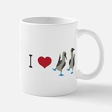 boobies_line Mugs
