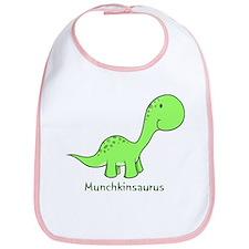 Munchkinsaurus Bib