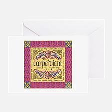 Carpe Diem 5x7 Card