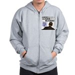 And Barack Obama - Reader not Zip Hoodie