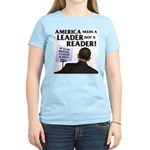 And Barack Obama - Reader not Women's Light T-Shir