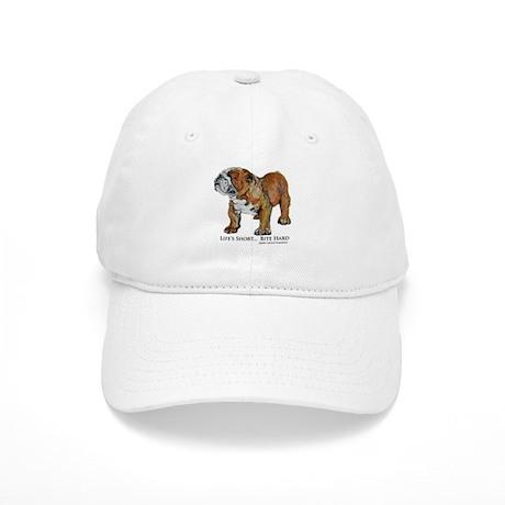 Bulldogs Life Motto Cap