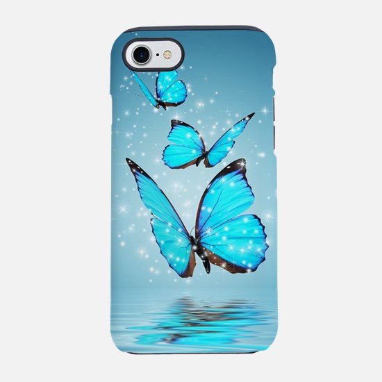 Magic Butterflies iPhone 7 Tough Case
