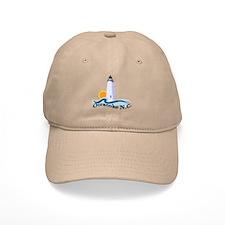 Ocracoke NC Baseball Cap