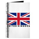 Flag of UK (labeled) Journal