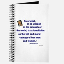 Reagan Courage Journal
