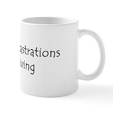 i perform castrations Mug