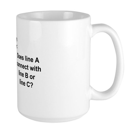 Large Illusion Mug