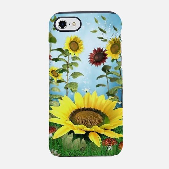 Sunflowers iPhone 7 Tough Case