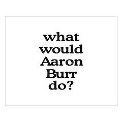 Aaron Burr Posters