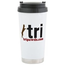 Tripawd Travel Coffee Mug