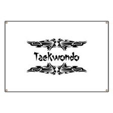 Martial Arts Taekwondo Banner
