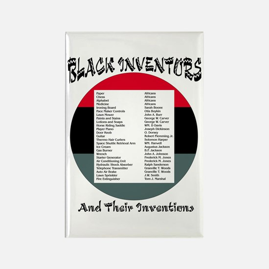 Cute Black fraternity Rectangle Magnet