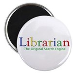Librarian Magnet
