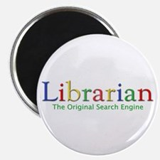 Librarian Magnet