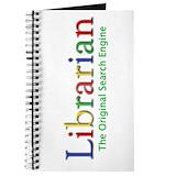 Librarian Journals & Spiral Notebooks