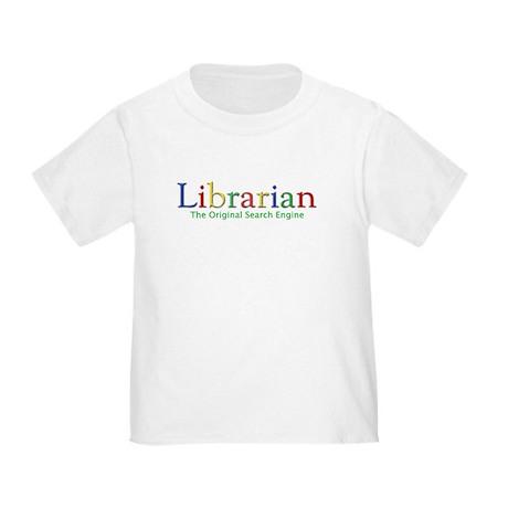 Librarian Toddler T-Shirt