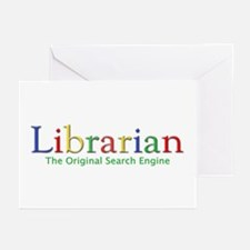 Librarian Greeting Cards (Pk of 20)