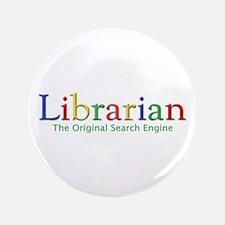 """Librarian 3.5"""" Button"""