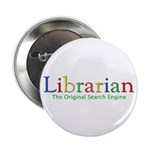"Librarian 2.25"" Button (10 pack)"