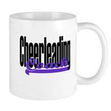 Cheerleading Coach Small Mug