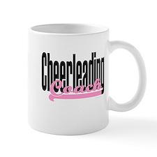 Cheerleading Coach Pink Small Mug