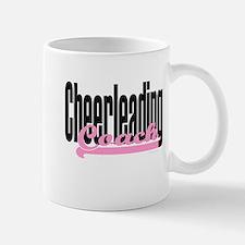 Cheerleading Coach Pink Small Small Mug