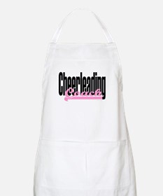 Cheerleading Coach Pink BBQ Apron