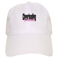 Cheerleading Coach Pink Baseball Cap