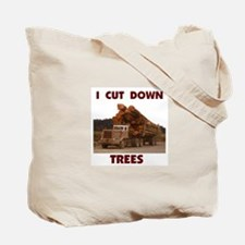 SAVE THE FORESTS Tote Bag
