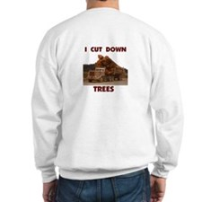 SAVE THE FORESTS Sweatshirt